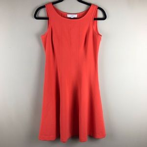 Anne Taylor Loft Dress Sleeveless Swing